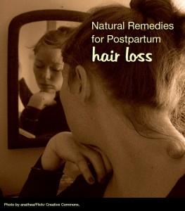 Natural Remedies For Postpartum Hair Loss Life N Stats